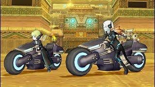 ドラゴンクエストXのDQXショップにて販売している、一人乗りドルボード『ドルレーサープリズム』です。 最先端技術を詰め込んで、青い稲妻のように駆け抜ける大型バイク ...