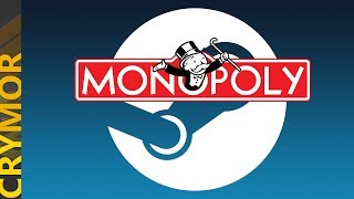 Steam's Monopoly Is Over | Crymor