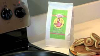 Jules Gluten Free Pancake & Waffle Mix