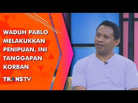 RUMPI - Waduh Pablo Melakukkan Penipuan, Ini Tanggapan Korban  (17/7/19) Part 1