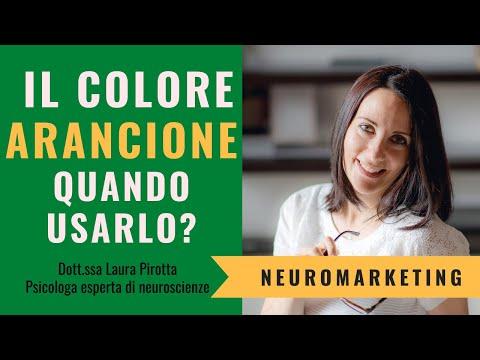 Psicologia dei colori: