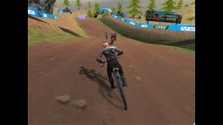 Downhill Rush Full Gameplay Walkthrough
