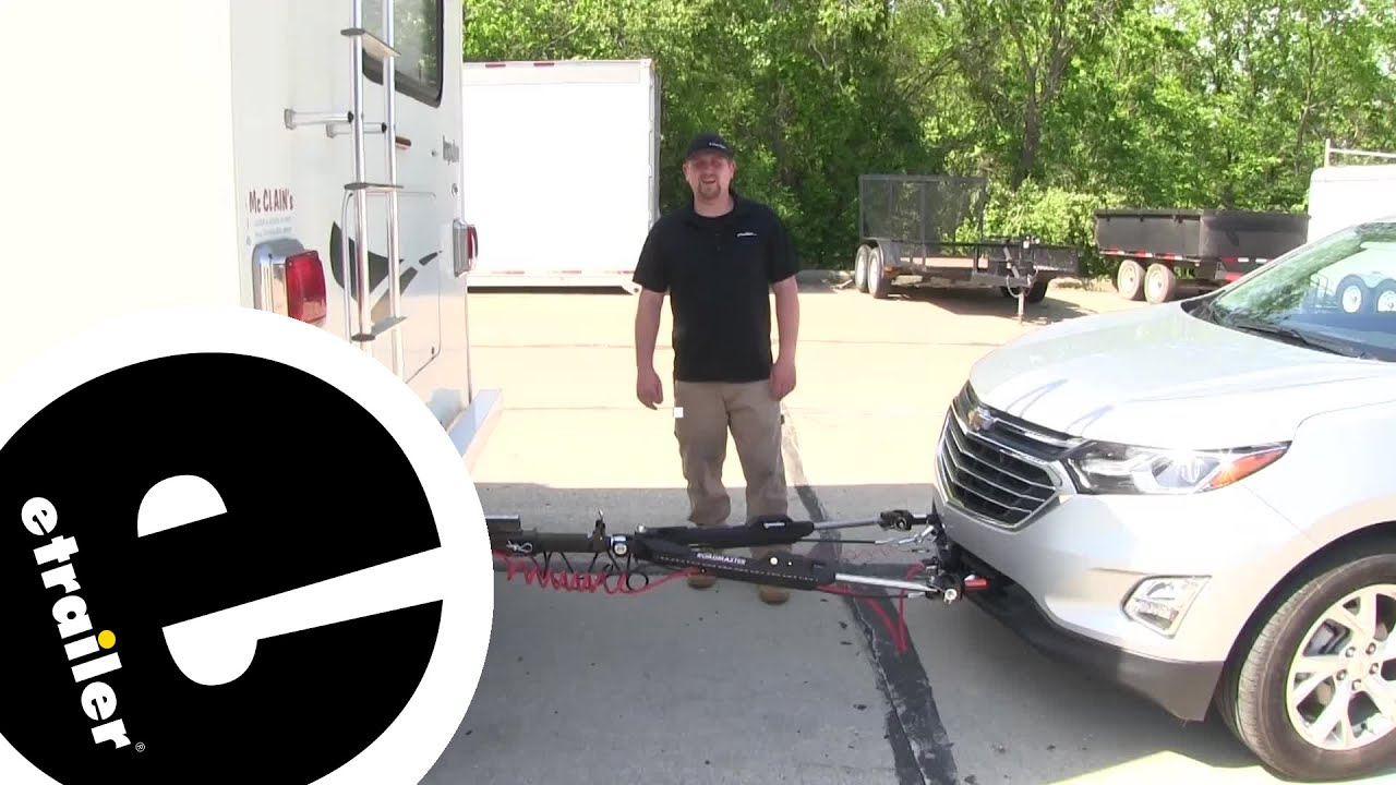 Chevy Equinox Towing Capacity >> 2019 Chevrolet Equinox Flat Tow Set Up Options Etrailer Com