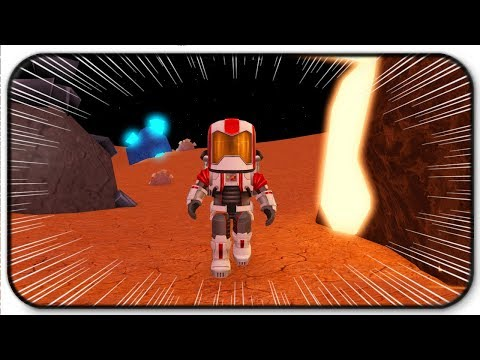 Exploring A New Planet In Space - Roblox Mars Mining Simulator
