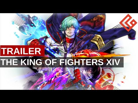 The King of Fighters XIV: PS4 Gameplay Trailer
