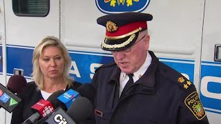 Peel police chief appealing to public for information after Darcel Avenue shooting