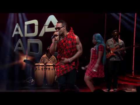 Flavour and Victoria Kimani   Ada Ada Coke Studio Africa, Season 2, Episode 1