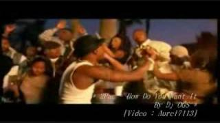° 2Pac - How Do U Want It 2009 ° -        [ UNREALESED MIX ]                    $$ Dj OGS $$