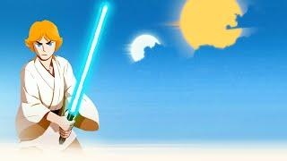 Star Wars : Galaxie d'Aventures - Luke Skywalker, le voyage commence