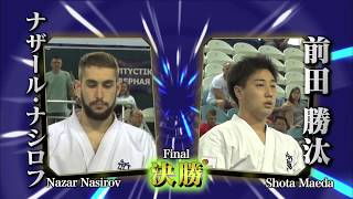 The 6th World Championship in weight category Men Lightheavy weight...