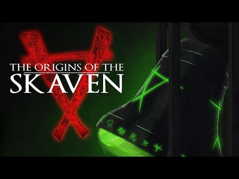 THE ORIGINS OF THE SKAVEN - Warhammer Fantasy Lore