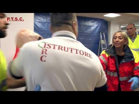 P.T.S.C.   Pediatric Trauma Simulation Course
