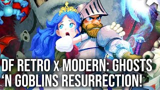 Ghosts 'n Goblins Resurrection Switch: A Beautiful New Take on an Arcade Classic!