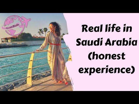REAL LIFE in Saudi Arabia! (Serbian girl living in KSA)