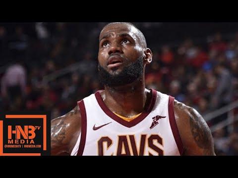 Cleveland Cavaliers vs Miami Heat Full Game Highlights / Week 7 / 2017 NBA Season