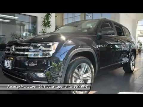 2018 Volkswagen Atlas Valencia CA 2189055