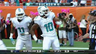 Bills vs Dolphins 2013 Week 7