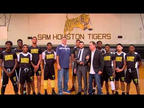 Sam Houston Allegiance Bank Team of the Week