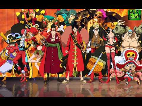 One Piece OST - Karakuri Castle, Transform (Extended Version)
