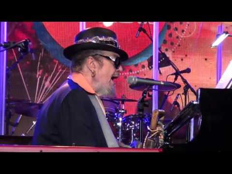 Iko Iko / Shoo Fly - Dr John & the Nite Trippers - LIVE at Winter NAMM 2016 - musicUcansee.com