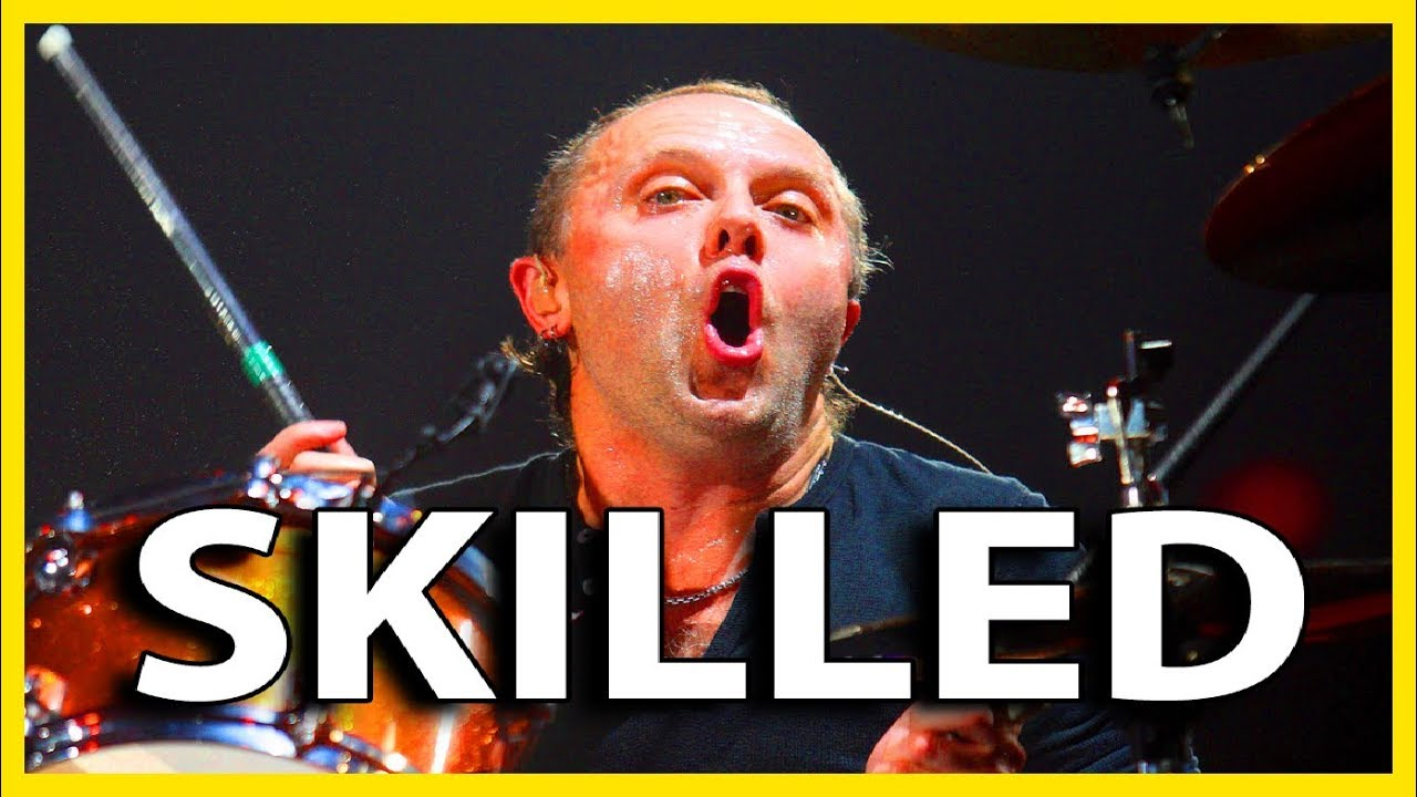 Lars Ulrich's Unnecessary Fills