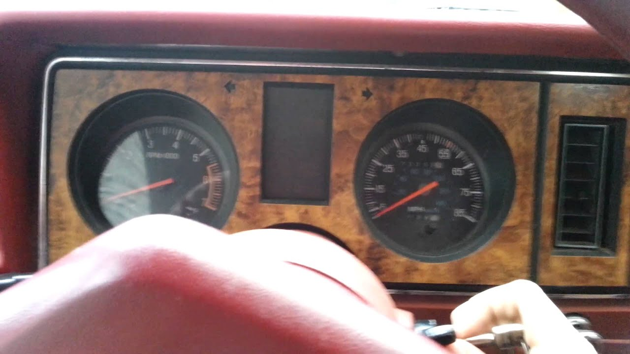 1987 Ford Ranger 4x4 Youtube