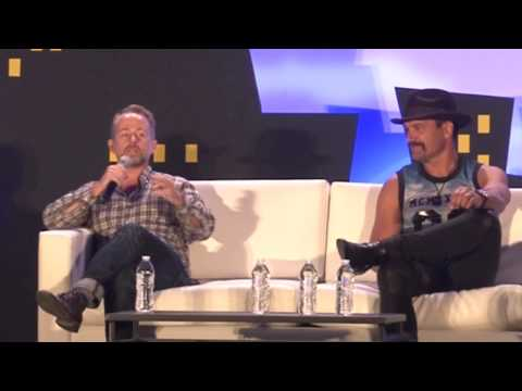 Lord of the Rings Q & A Panel from Alamo City Comic Con 2015