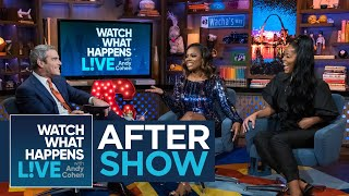After Show: Kandi Burruss On Meeting Barack Obama | RHOA | WWHL