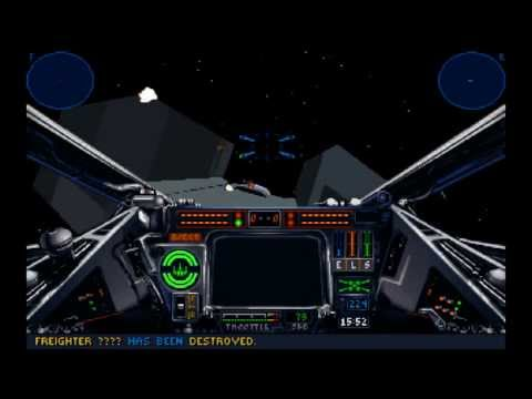 Yet Another Let's Play - Star Wars X-Wing: Mission 1.1 (Cheap Shots)