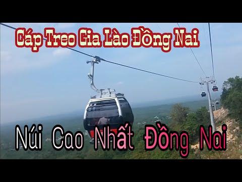 Cáp Treo Gia Lào - Núi Chứa Chan [ mùng 3 tết 2016 ]