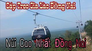 Cáp Treo Gia Lào - Núi Chứa Chan [ mùng 3 tết 2016 ]✔