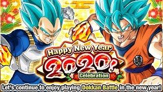 NOWOROCZNE LEGENDY! | Dragon Ball Z Dokkan Battle