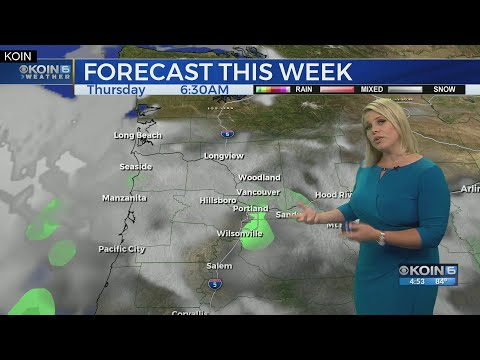 4PM WEATHER FORECAST: Perfectly Warm September Weather Ahead, Plus Thunderstorms!