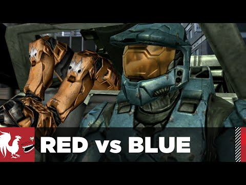 Red vs. Blue: Mr. Red vs. Mr. Blue - Episode 19 - Red vs. Blue Season 14