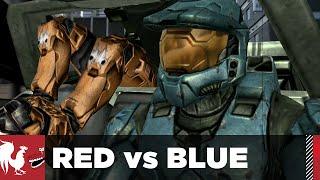 Red vs. Blue: Mr. Red vs. Mr. Blue - Episode 19 - Red vs. Blue Season 14