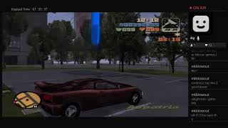 Grand Theft Auto III - Aspatria Parking Lot Teleportation during mission Grand Theft Auto