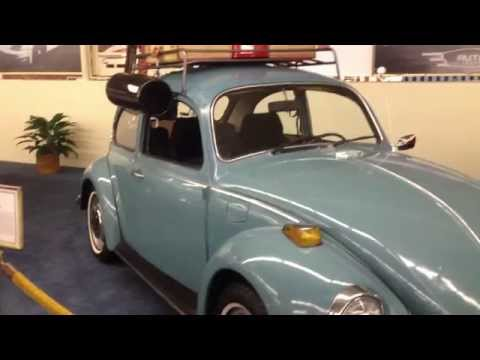 1971 VW Volkswagen Super Beetle in Great Shape