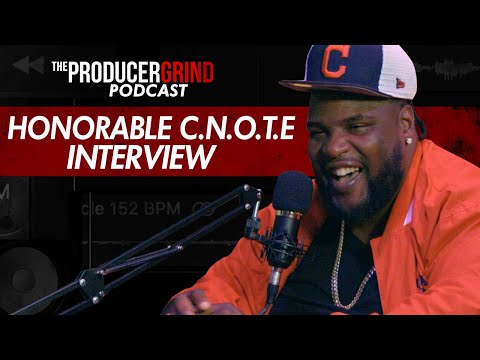 Honorable C NOTE Talks Having 7000 Placements, Clean Distortion, Being Humble Is The Key + More