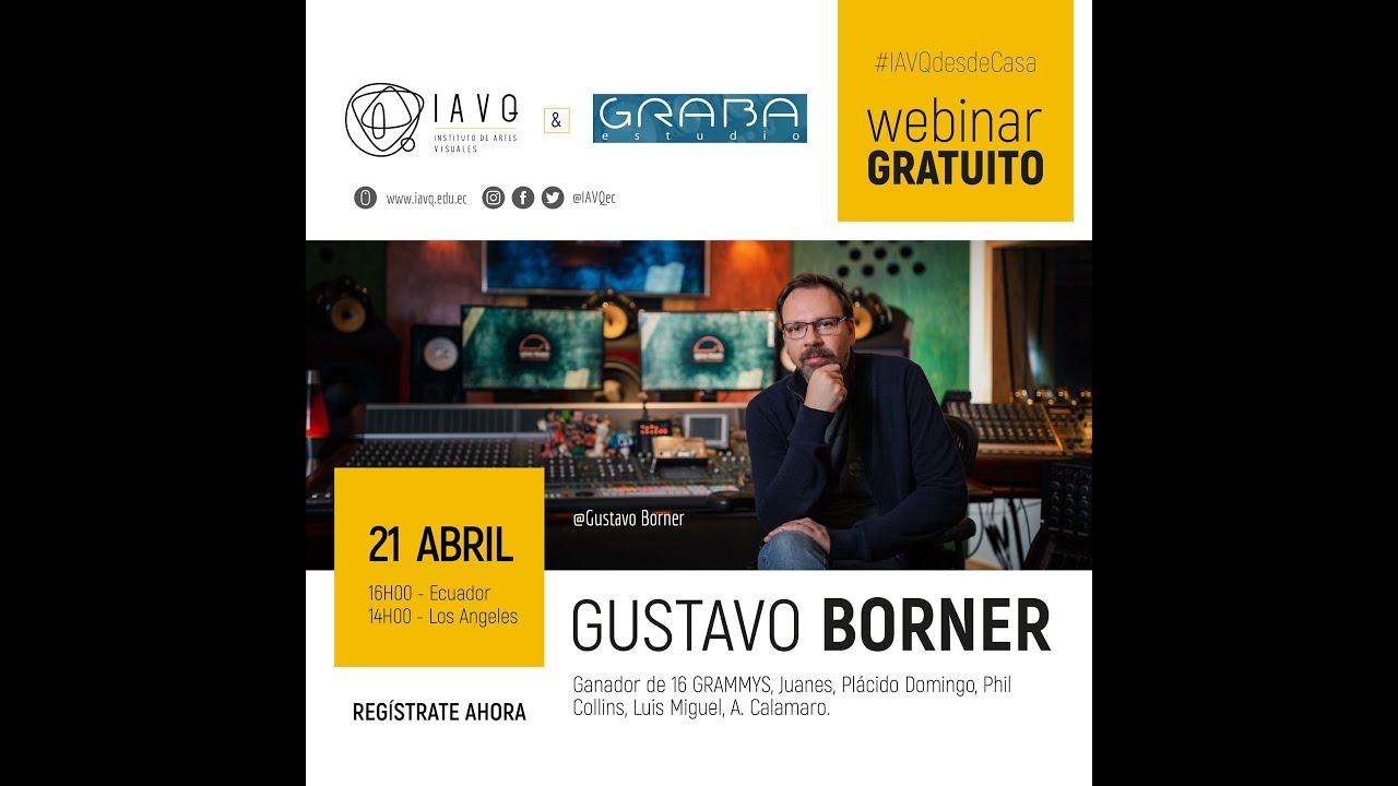 MasterClass con Gustavo Borner