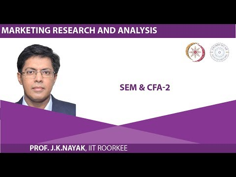 SEM & CFA-2