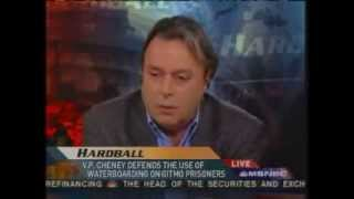 Christopher Hitchens - On Hardball discussing Waterboarding