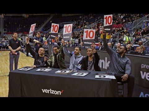 Watch the Best Dunks from the 2016 NBA D-League Dunk Contest!