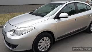 Renault Fluence 2012г.1,6МТ(106л с) , видеообзор от Юрия Грошева, автосалон Boston HD...