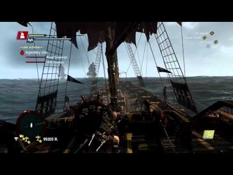 AC IV Black Flag Legendary ship Royal soverein HMS fearless