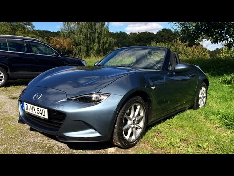 new mazda mx 5 on country road and autobahn nd youtube. Black Bedroom Furniture Sets. Home Design Ideas