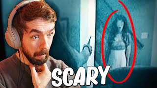 Reacting To The Scariest Videos On The Internet #4