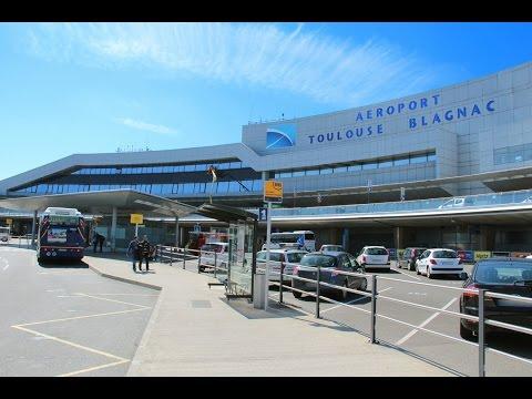 Dans le feu de l'action : Aéroport Toulouse-Blagnac