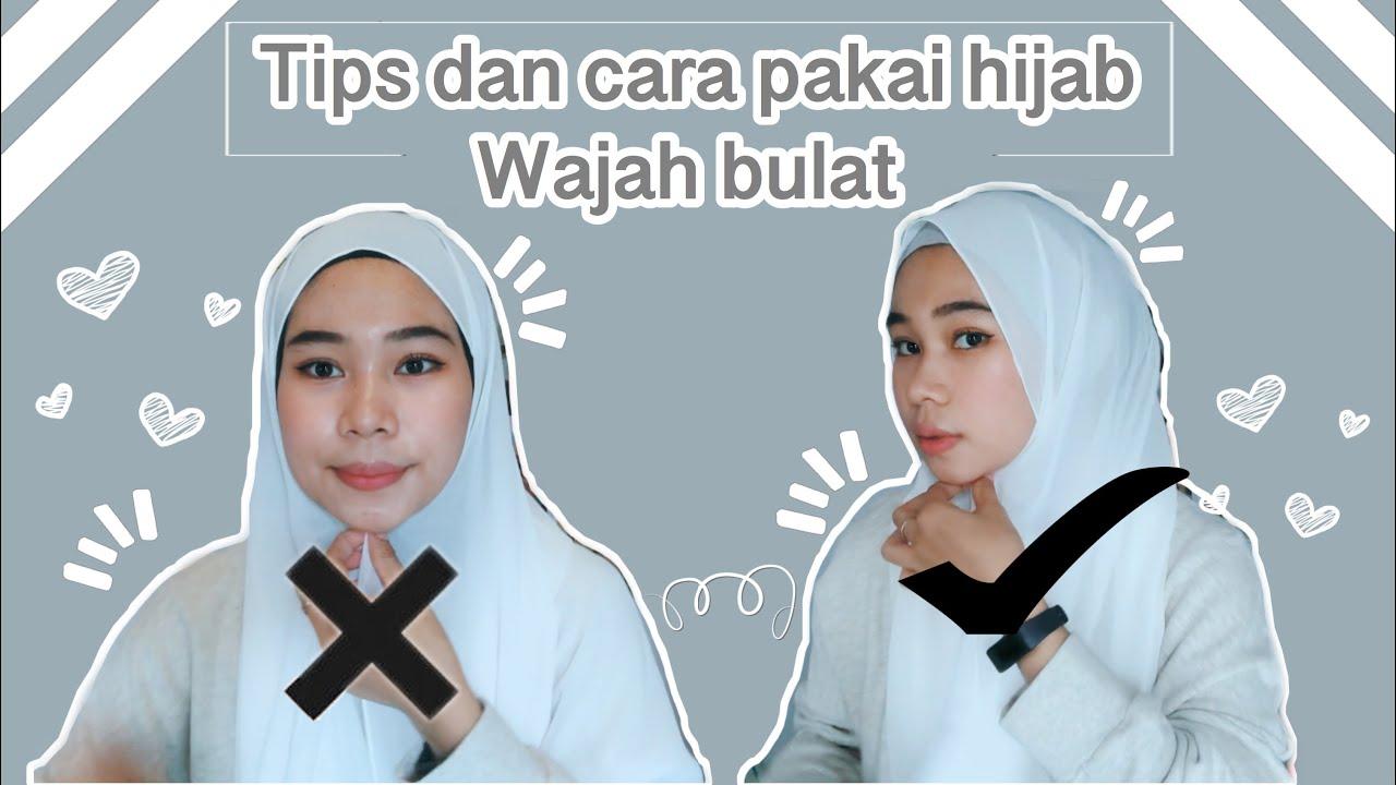 Cara Memakai Pashmina Untuk Wajah Bulat Tips Dan Tutorial Hijab Untuk Wajah Bulat Youtube