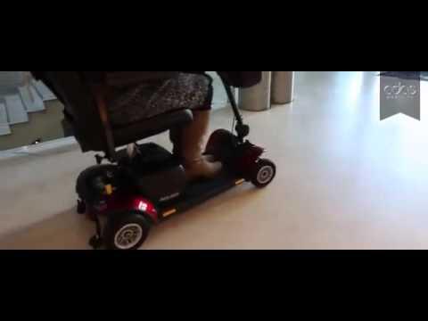 Moto Scooter Electrica Dismovil GOGO 3 Y 4 Ruedas | Venta Online