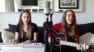 Outnumbered (Dermot Kennedy) Joy Frost & Tara Jamieson first time duet (Busker Self Made Video) Video